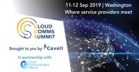 Cloud Comms Summit Washington 2019