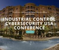 6th annual Industrial Control Cyber Security USA Sep 24/25 Orlando Florida