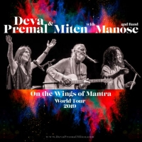 Deva Premal and Miten with Manose and band 2019