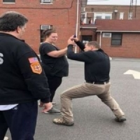 Self-protection training fundraiser