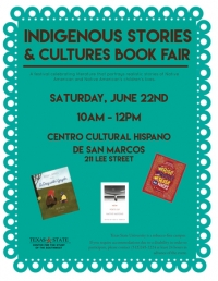 Indigenous Stories and Cultures Book Fair