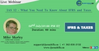 IAS 12 - What You Need To Know About IFRS and Taxes