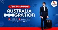 Free seminar on Australia Immigration at AMA, Ahmedabad