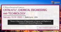 6th Edition of International Congress on Catalysis, Chemical Engineering and Technology