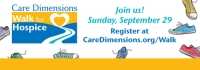 Care Dimensions Walk for Hospice