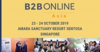 B2B Online Asia, 23 - 24 October 2019 | Amara Sanctuary Resort, Singapore
