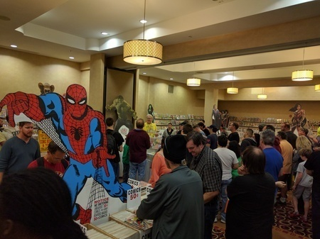 Jacksonville / CBC 2-Day Comic Book and Toy Show, Jacksonville, Florida, United States