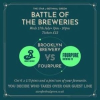 Brooklyn Brewery vs Fourpure