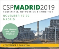 CSP Madrid International Solar Conference & Exhibition 2019