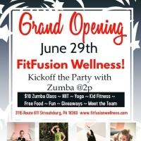 HIIT Yoga Studio Grand Opening