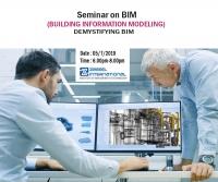 FREE BIM (Building Information Modeling) SEMINAR in UAE