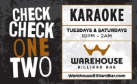"""""""Old School Karaoke"""" Every Tues. And Sat."""