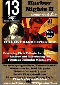 Harbor Nights Elvis Show II