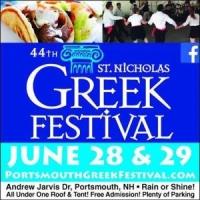 Portsmouth Greek Festival
