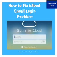 Get Easy Steps to Solve icloud Email Login Problem
