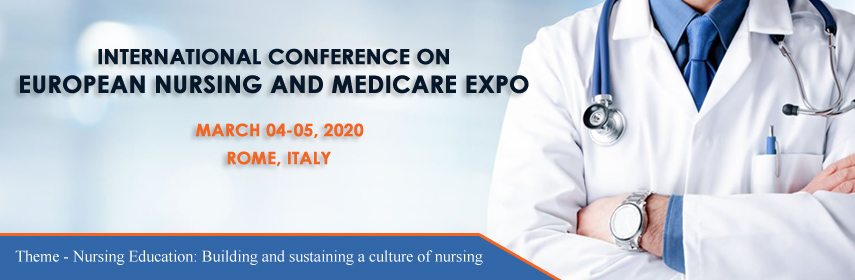 International Conference on European Nursing and Medicare Expo, Rome, Lazio, Italy