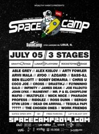 Space Camp Music Festival