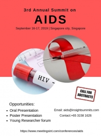 3rd Annual Summit on AIDS