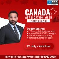 Canada Application Week