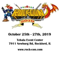 Rock-Con Game Convention