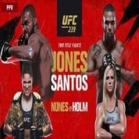 UFC 239 JONES V SANTOS AND NUNES V HOLM