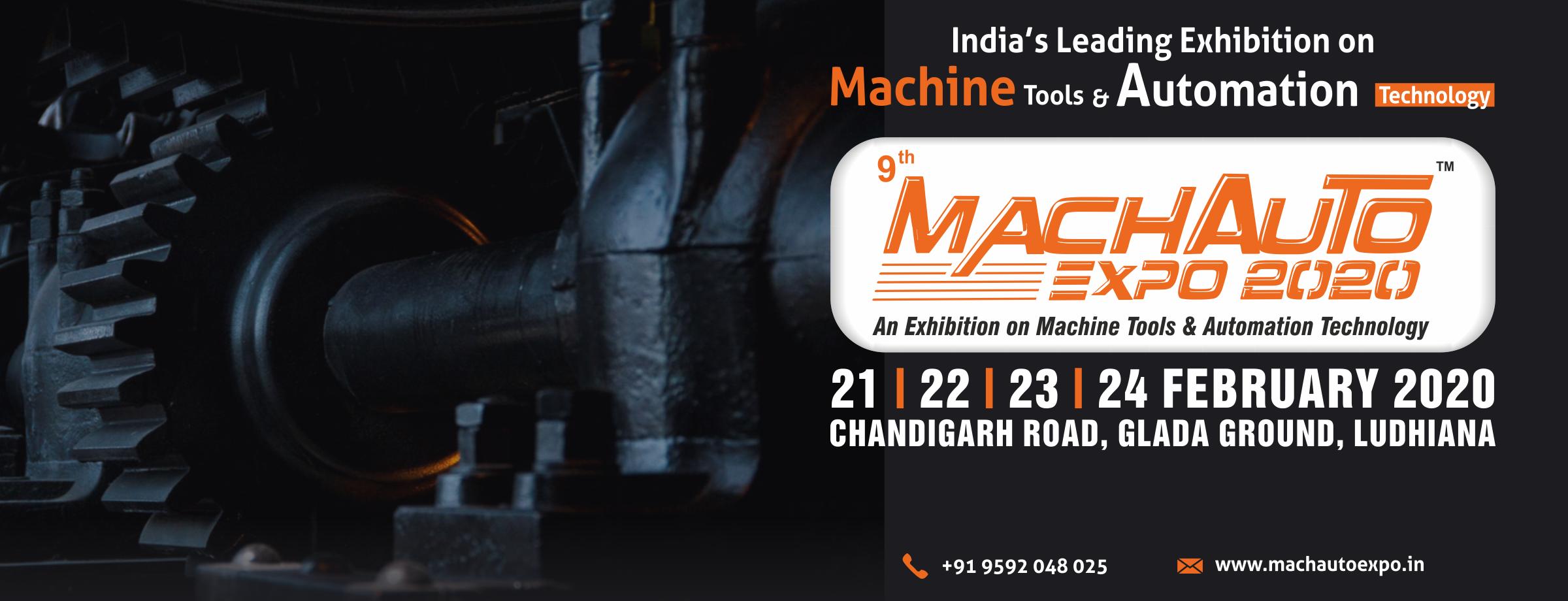 Mach Auto-Expo 2020, Ludhiana, Punjab, India