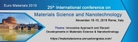 25th International conference on Materials Science and Nanotechnology
