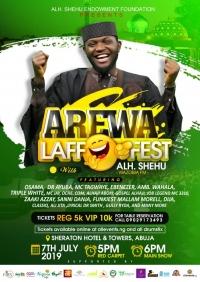 AREWA LAFF FEST
