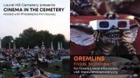 Cinema in the Cemetery: Gremlins