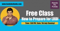 "Free Class- ""How to Prepare for Logical Reasoning and Data Interpretation"