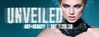 UNVEILED - an evening of Art and Beauty