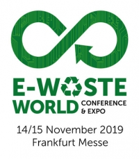 E-Waste World Conference and Expo 2019 - November 14/15 - Frankfurt, Germany