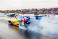 FIA European Finals at Santa Pod Raceway