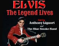 Elvis, The Legend Lives