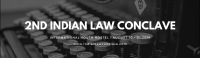 2nd Indian Law Conclave 2019