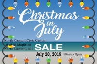 Christmas in July Craft and Vendor Show