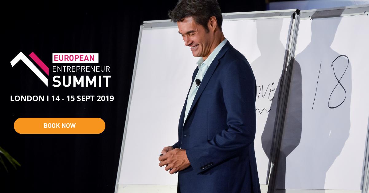 European Entrepreneur Summit - London, Spitalfields, London, United Kingdom