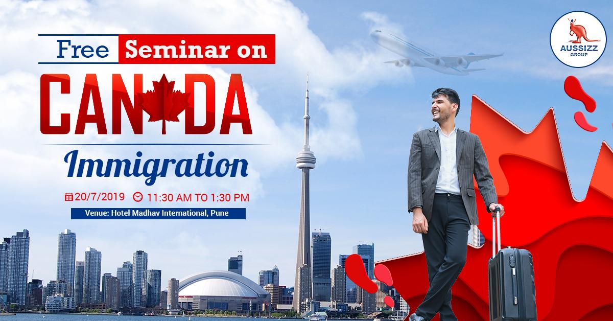 Free Seminar on Canada Immigration, Pune, Maharashtra, India