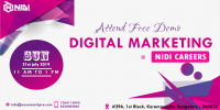 Free Demo on Advanced Digital Marketing