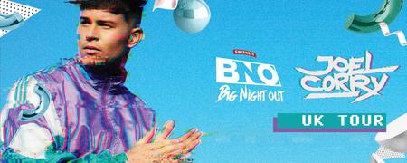 Smirnoff Big Night Out: Joel Corry UK Tour, Bournemouth, United Kingdom