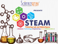 ScienceUtsav's STEAM/Science Tinkering Workshops in Jayanagar, Bengaluru this weekend