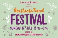 Archer Street SW11' Street Party - Northcote Road Festival