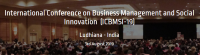 International Conference on Business Management and Social Innovation (ICBMSI-19)