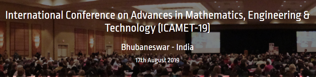 International Conference on Advances in Mathematics, Engineering