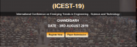 International Conference on Emerging Trends in Engineering , Science and Technology (ICEST-19)
