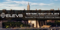ELEV8 New York-August 13-14- Blockchain, Cryptocurrency and Healthcare Summit