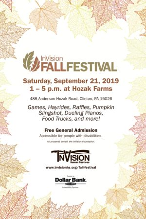 InVision Fall Festival at Hozak Farms, Clinton, Pennsylvania, United States