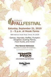 InVision Fall Festival at Hozak Farms