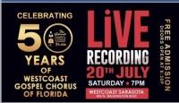 Live Recording 50 Years of Westcoast Gospel Chorus