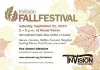 InVision Fall Festival at Hozak Farms on September 21, 2019